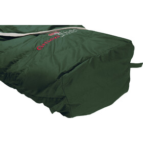 Grüezi-Bag Biopod DownWool Nature Slaapzak, basil green
